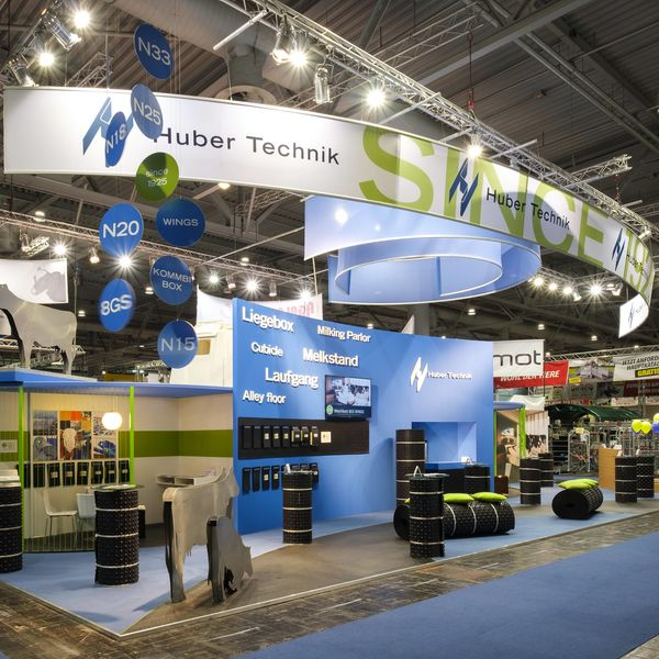 Booth Huber Technik