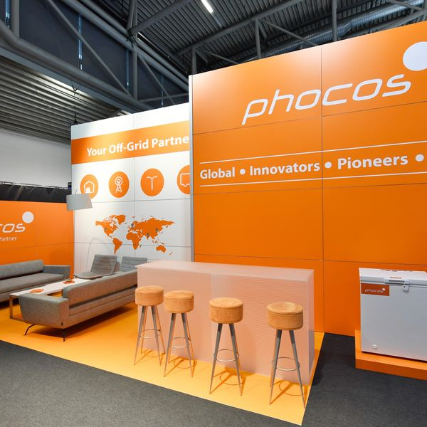 Booth: Phocos AG